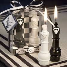 what of gifts to give at a bridal shower new king and chess wedding candle gifts wedding give away