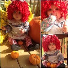 Halloween Costume 6 Month 25 Raggedy Ann Costume Ideas Baby