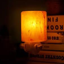 Himalayan Salt Light by Himalayan Salt Lamp Air Purifier Crystal Salt Rock Night Light