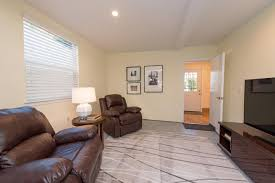 Modern Living Room Millbrae Interior Design by Walking Distance One Block From Downtown Millbrae 460 Magnolia