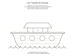 childrens coloring pages noahs ark