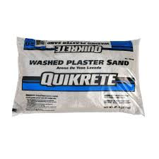 Home Depot Sand Box Quikrete 50 Lb Washed Plaster Sand 115258 The Home Depot