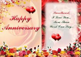 Sweet Wedding Anniversary Wishes For 55 Most Romentic Wedding Anniversary Wishes