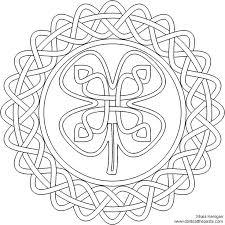 158 celtic colouring images celtic art
