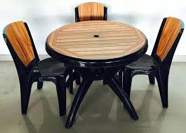 Dining Table Chairs Purchase Plastic Dining Table Price In Bd Briliant Plastic Nature Table