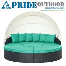 round rattan outdoor bed swing picture on excellent rattan daybed
