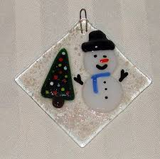 fused stained glass decorations and ornaments great