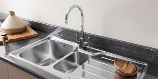 Quality Kitchen Sinks And Taps Buying Guide At Homebasecouk - Kitchen sink co