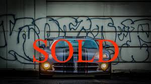 used lexus for sale portland oregon 2006 dodge viper gts stock 0052 for sale near portland or or