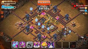 game castle clash mod apk castle clash private hack 1 2 27 infinite hp att mov att speed