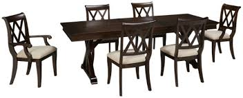 Legacy Dining Room Furniture Legacy Classic Thatcher Legacy Classic Thatcher 7 Dining Set