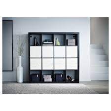 kallax shelving unit 4x4 black brown furniture source philippines