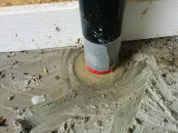 get to know non shrink grout a very useful material diy
