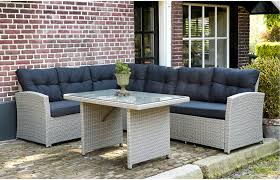 Good Rattan Specification Rattan Corner Set From Out And Out Original