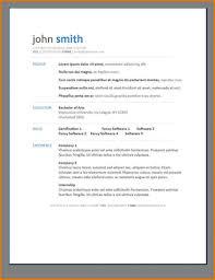 template cv word modern modern resume formatte free resumes tips pdftes word sle format
