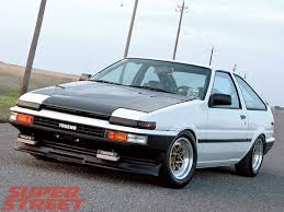 toyota ae86 corolla 1985 toyota corolla ae86 don t believe the hype photo image