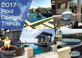Vacation Home Design Trends 2017 Pool Design Trends Splash Pools U0026 Construction