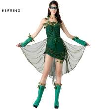 Poison Ivy Womens Halloween Costumes Popular Women Halloween Costumes Buy Cheap Women