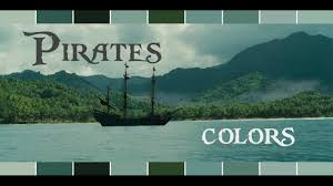 pirates of the caribbean in color on vimeo
