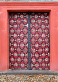 free images wood pattern red color facade furniture gate