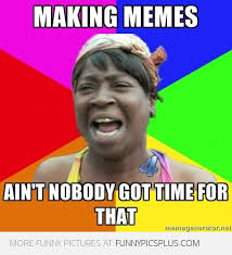 Nobody Got Time For That Meme - 7 best sweet brown ain t nobody got time for that memes funny