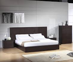 Platform Bed Ideas Contemporary Bedroom Furniture Store Chicago