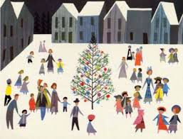 eyvind earle christmas cards eye likey eyvind earle vintage disney series 1950