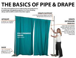 Pipe And Drape System For Sale Pipe U0026 Drape Exhibit Display Booths Pipe U0026 Drape Kits Trade