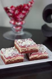 red velvet white chocolate truffle brownies adventures in the
