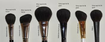 introduction to make up brushes u2013 sweet makeup temptations