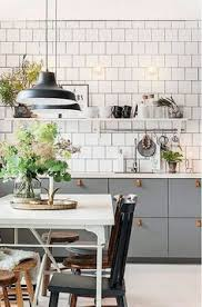 black white and wood kitchen inspiration woods kitchens and