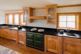 arts and crafts kitchen cabinets stauffer woodworking