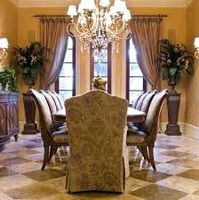 Dining Room Curtain Ideas Kitchen And Dining Room Curtains Seriously A Formal Dining Room
