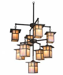 mission tiffany ceiling light chandeliers mission style tiffanyieriers antique hyde park nine