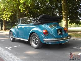 blue volkswagen convertible 1971 vw volkswagen karmann type 1 beetle convertible cabriolet lhd
