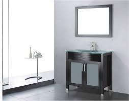 Espresso Vanity Table Bt Adornus Adora 24 Inch Modern Bathroom Vanity Set Espresso