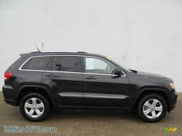 charcoal black jeep 2011 jeep grand cherokee laredo x package 4x4 in dark charcoal