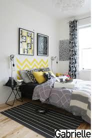 chambre noir blanc enchanteur deco chambre noir et blanc et chambre en noir et blanc