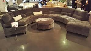 Semi Circle Couch Sofa by Half Circle Sectional Sofa Archives Horizon Home Furniture