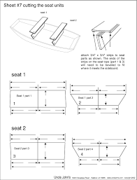 Free Wooden Boat Plans Plywood by Jon Boat Plans Wooden Boat Kits
