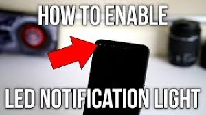 how to on notification light in moto g4 plus how to remove notification device is hd capable lenovo vibe k5