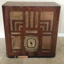 Philco Record Player Cabinet How To Fix A Classic American Am Tabletop Tube Radio 13 Steps