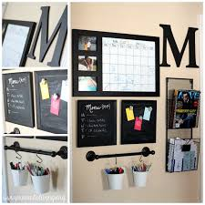 kitchen message center ideas 81 best kitchen command center images on family