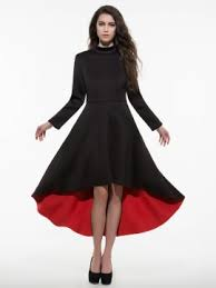 fashion knee length lace day dresses for women on sale tidebuy com
