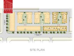 Townhome Floorplans by Prairie Court