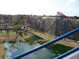 Six Flags Oh The World U0027s Most Dangerous Roller Coasters Lost Waldo
