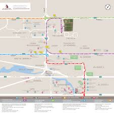 Gold Line Map Dubai Polo Gold Cup Location Map
