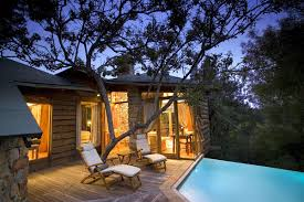 tree house hotel in the us secluded intown treehouse tree house