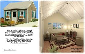 cottage plans diy cottage kits tiny homes cottage depot