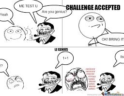 Le Meme - le genius by aeronacejoshua meme center